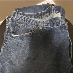 3 Mens Jean's Claiborne. Big & Tall 50x32